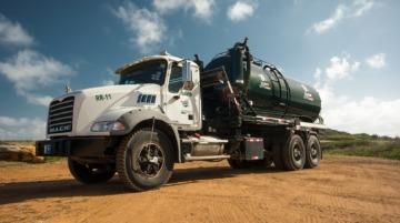 Roro Truck - Vacuum Tank